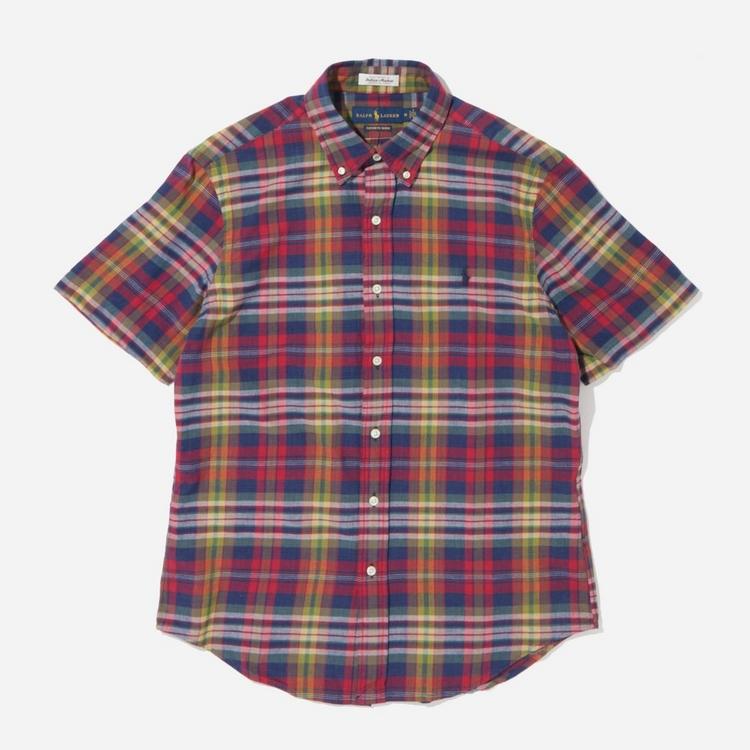 Polo Ralph Lauren Madras Check Shirt