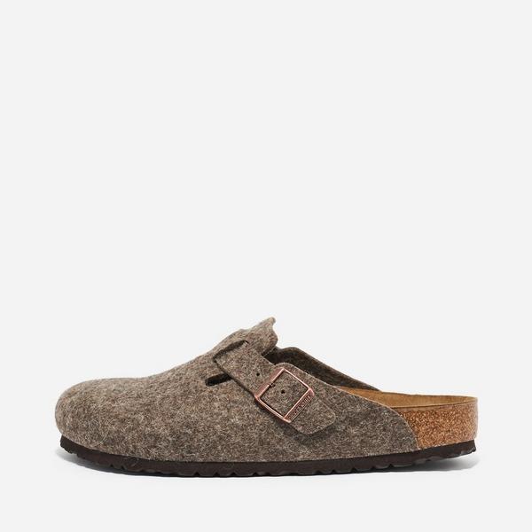 Birkenstock Boston Wool