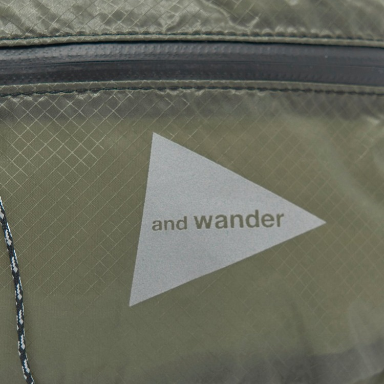 and wander CORDURA Sil Waist Bag