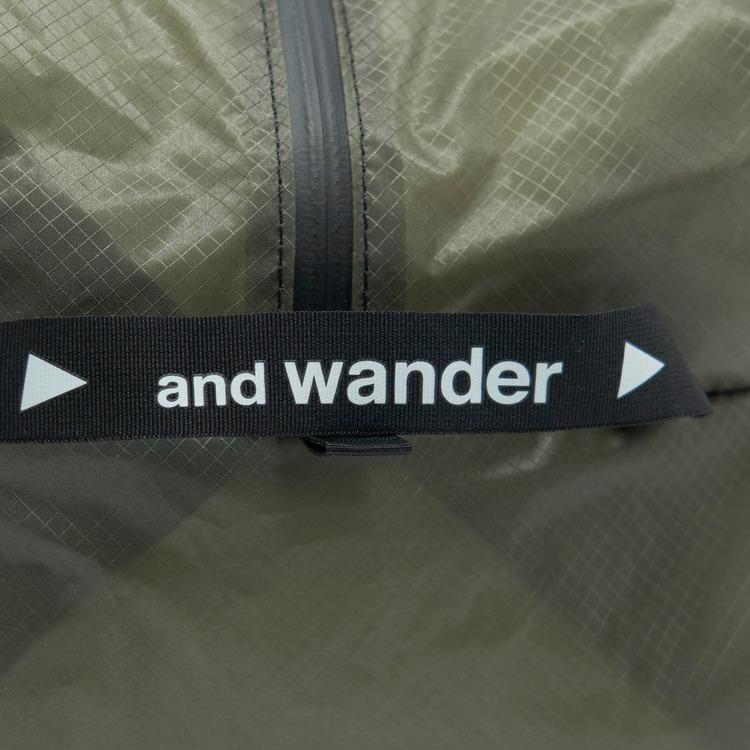 and wander CORDURA Sil Stuffsack Large 16L