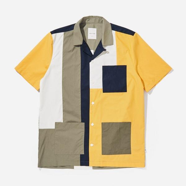 Wood Wood Brandon Poplin Shirt