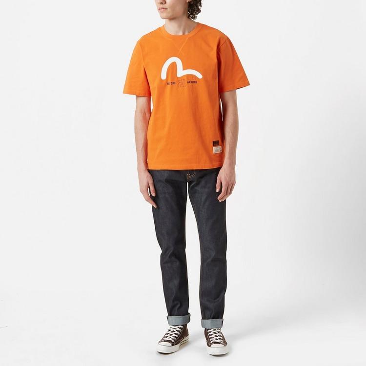 Evisu Seagull 3D T-Shirt