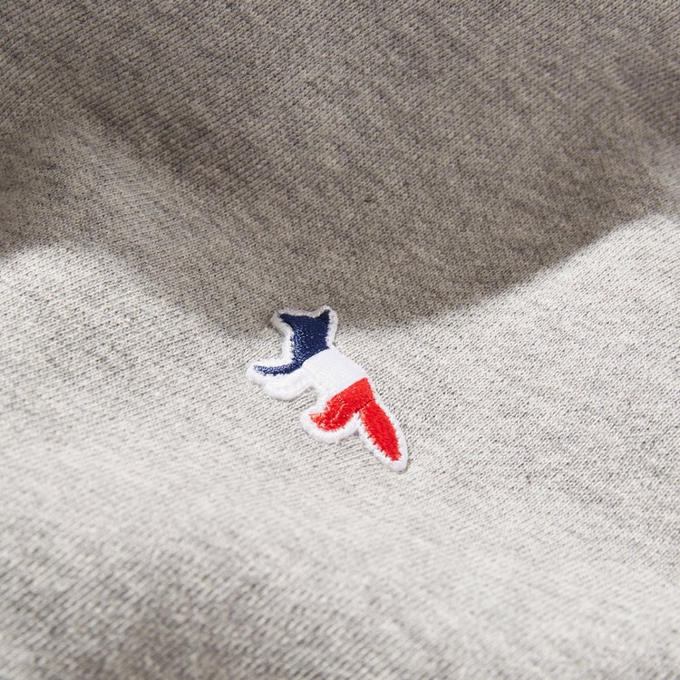 Maison Kitsune Fox Head Patch Hoodie