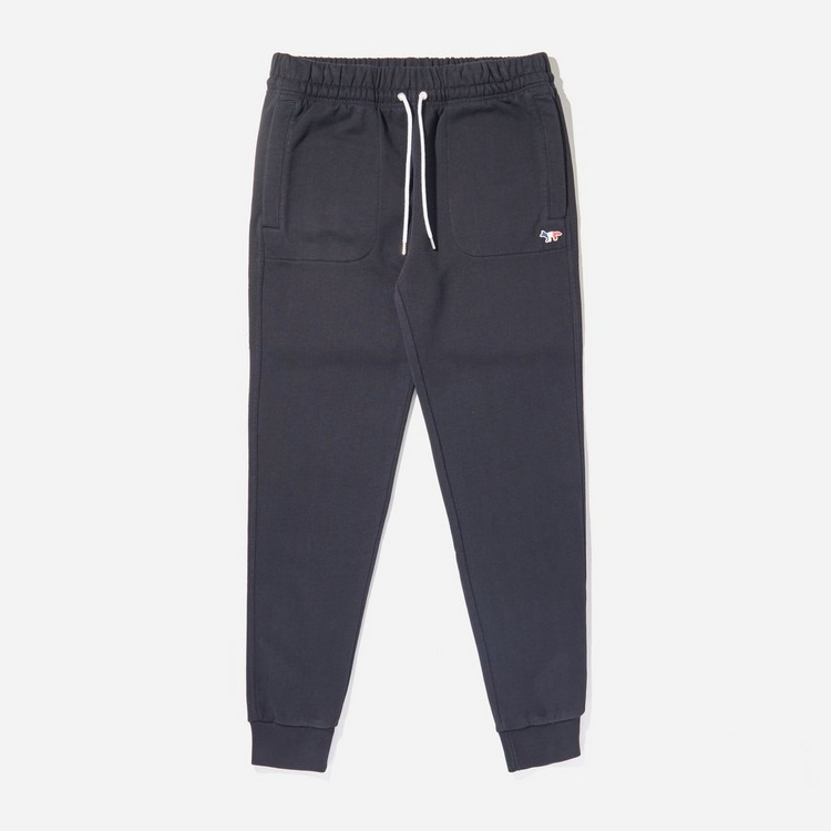 Maison Kitsune Fox Patch Pants