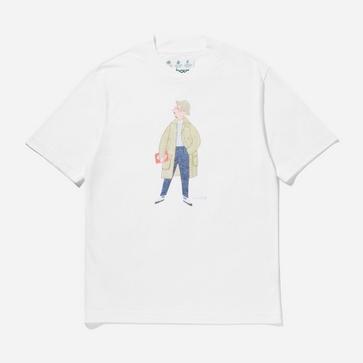 Barbour Mr Slowboy Glasses T-Shirt