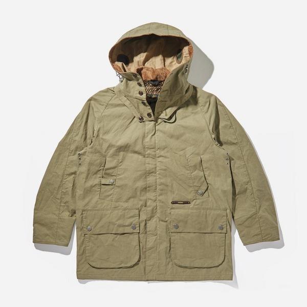 Barbour Ripstop Beaufort Jacket