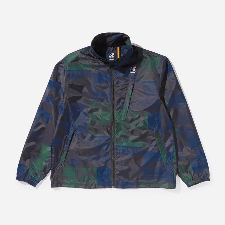 K-Way x Engineered Garments Crepin 3.0 Jacket