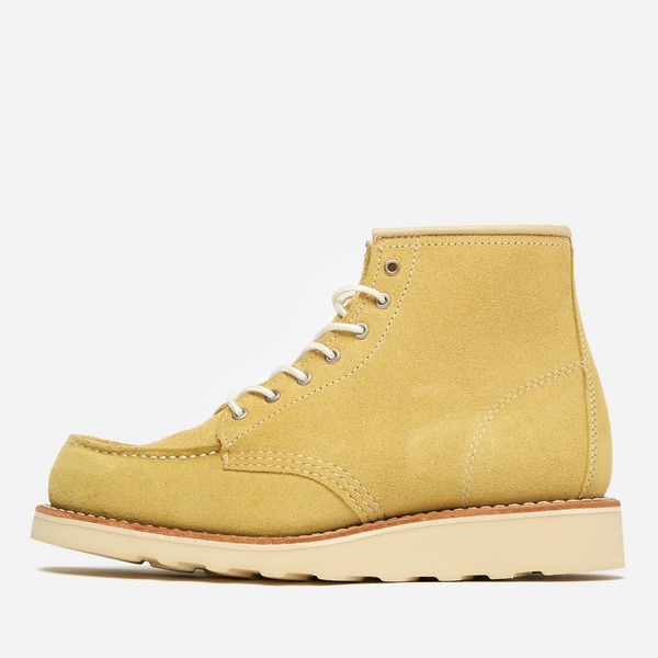 """Red Wing 6"""" Moc Toe Boot Women's"""