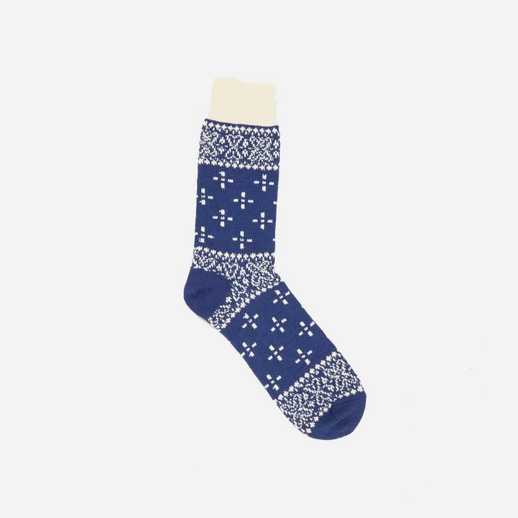 RoToTo Socks Bandana Pattern Socks
