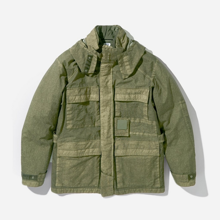 CP Company Co-Ted Concealed Hood