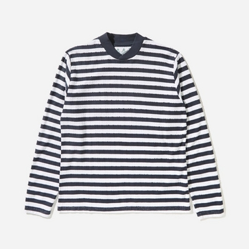 Barbour Ando Striped Long Sleeved T-Shirt