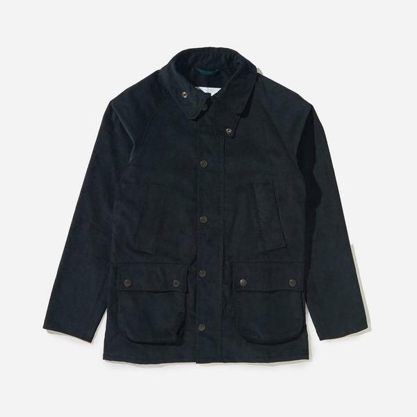 Barbour Cord Slim Bedale Jacket