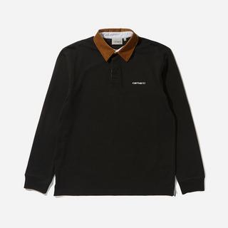 Carhartt WIP Cord Rugby Polo Shirt