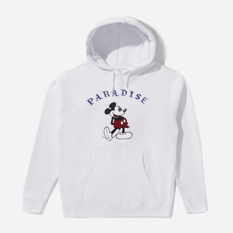 PARADIS3 NYC Mickey Hooded Sweatshirt