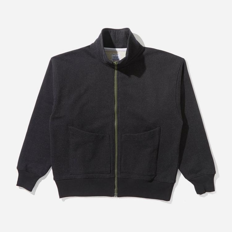 Garbstore Zip-Through Sweatshirt