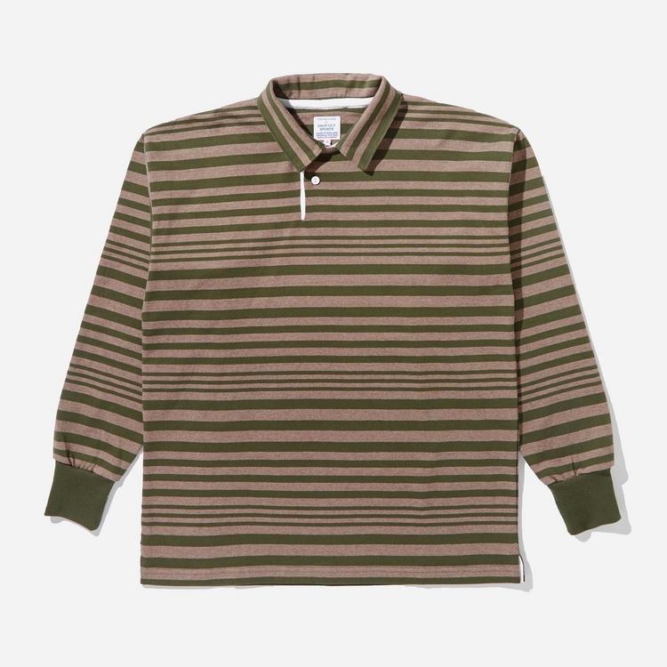 Garbstore Stripe Rugby Shirt