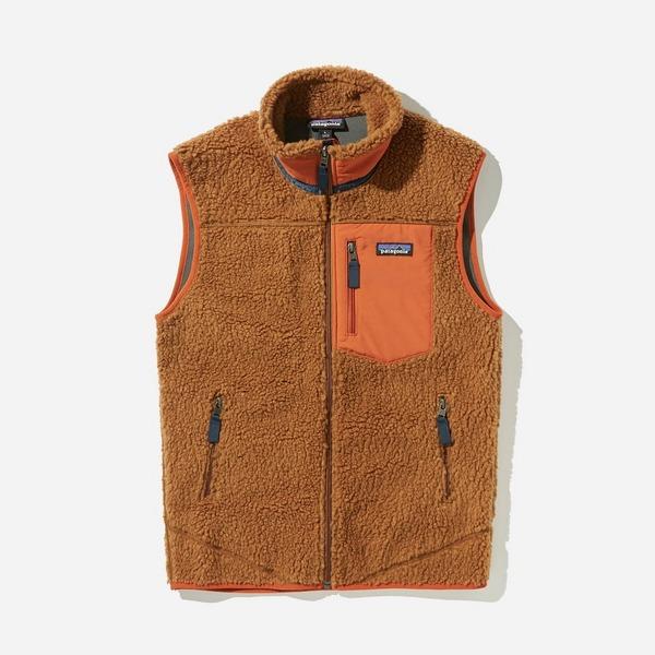 Patagonia Classic Retro X Fleece Vest