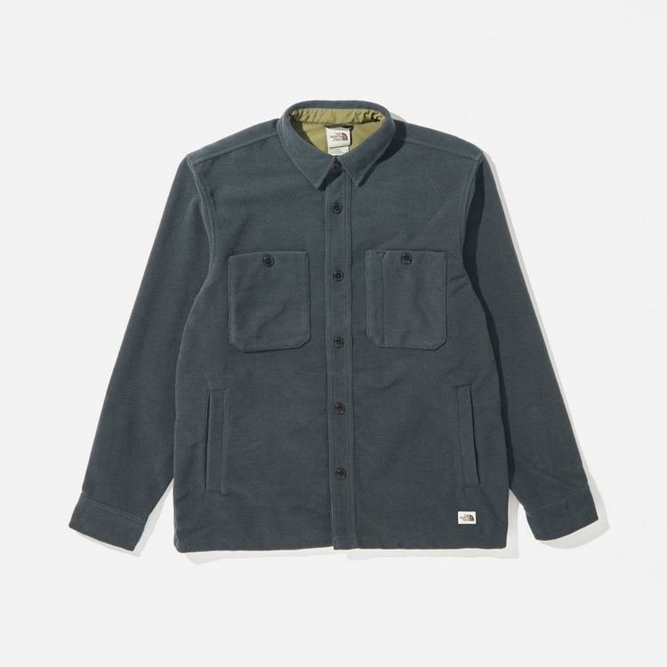The North Face Wool Overshirt