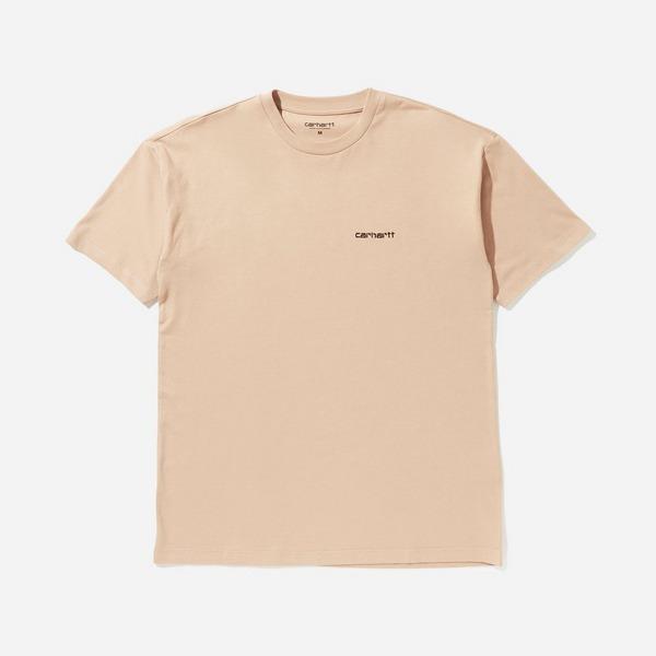 Carhartt WIP Embroidered Script T-Shirt Women's