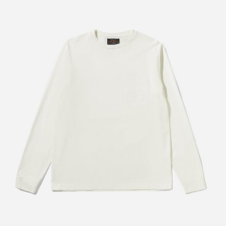 Beams Plus Long Sleeve Pocket T-Shirt