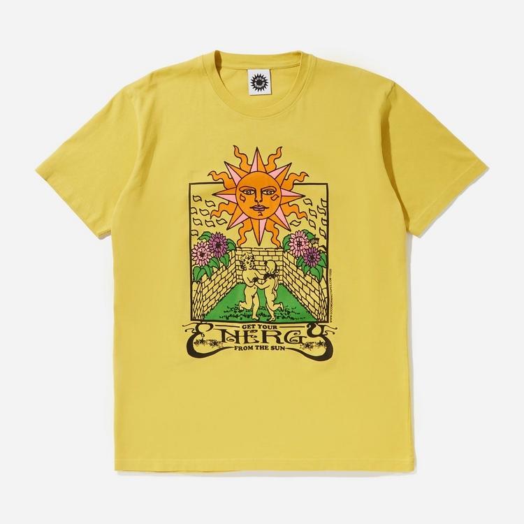 Good Morning Tapes Energy Sun T-Shirt
