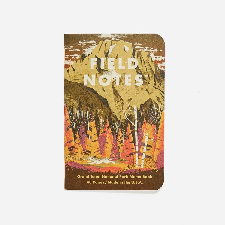Field Notes Natural Park Series 3-Pack
