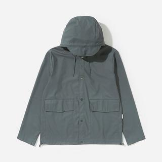 Rains Short Hooded Coat