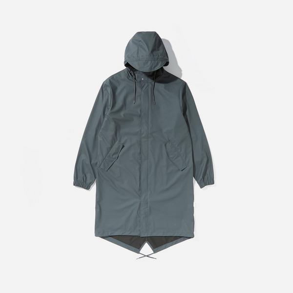 Rains Fishtail Parka
