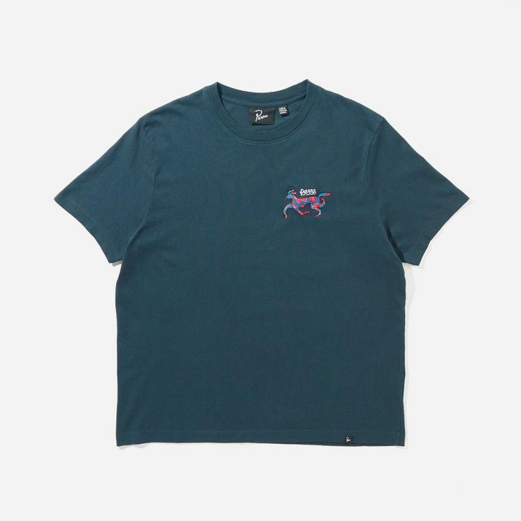 by Parra Dog Race T-Shirt