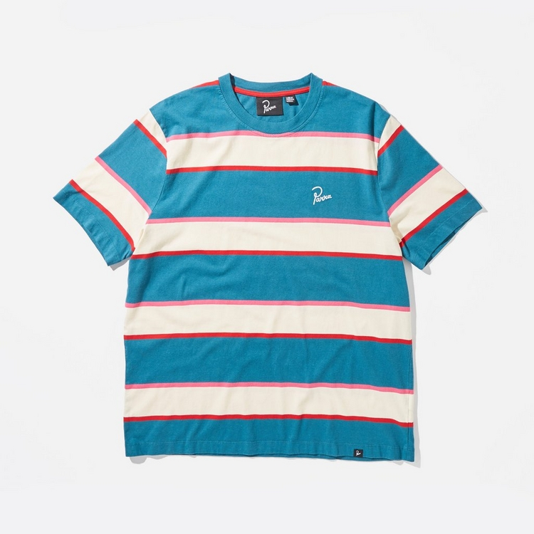 by Parra July Striped T-Shirt