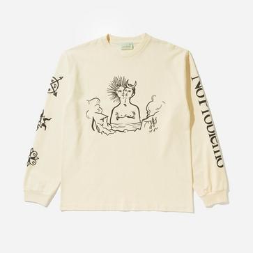 Aries Sun Moon Long Sleeve T-Shirt