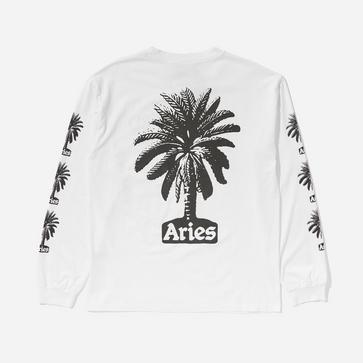 Aries Palm Long Sleeve T-Shirt