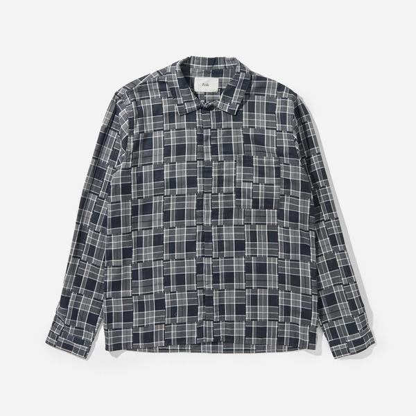 Folk Patch Shirt