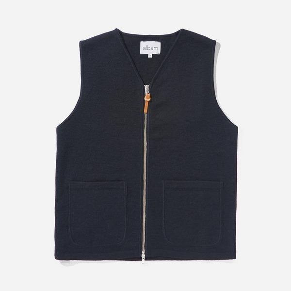 Albam Milano Zip Vest