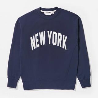 Uniform Bridge Vintage NY Logo Sweatshirt