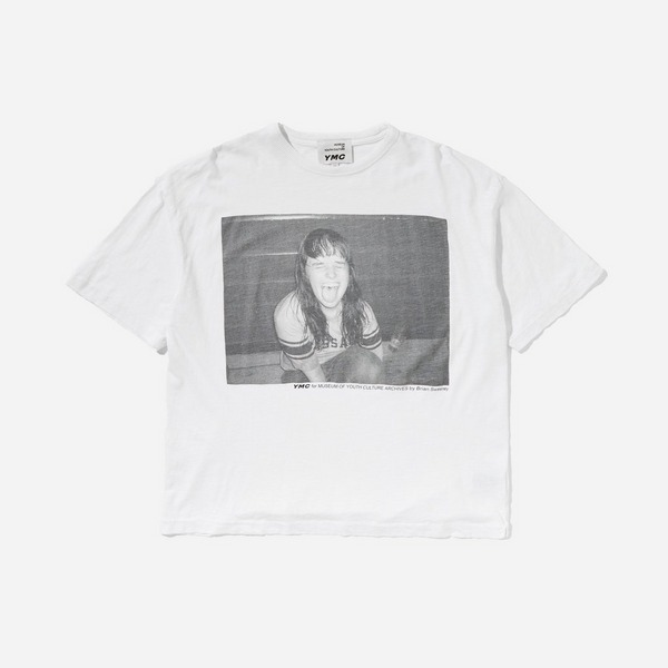 YMC x Museum Of Youth Culture T-Shirt