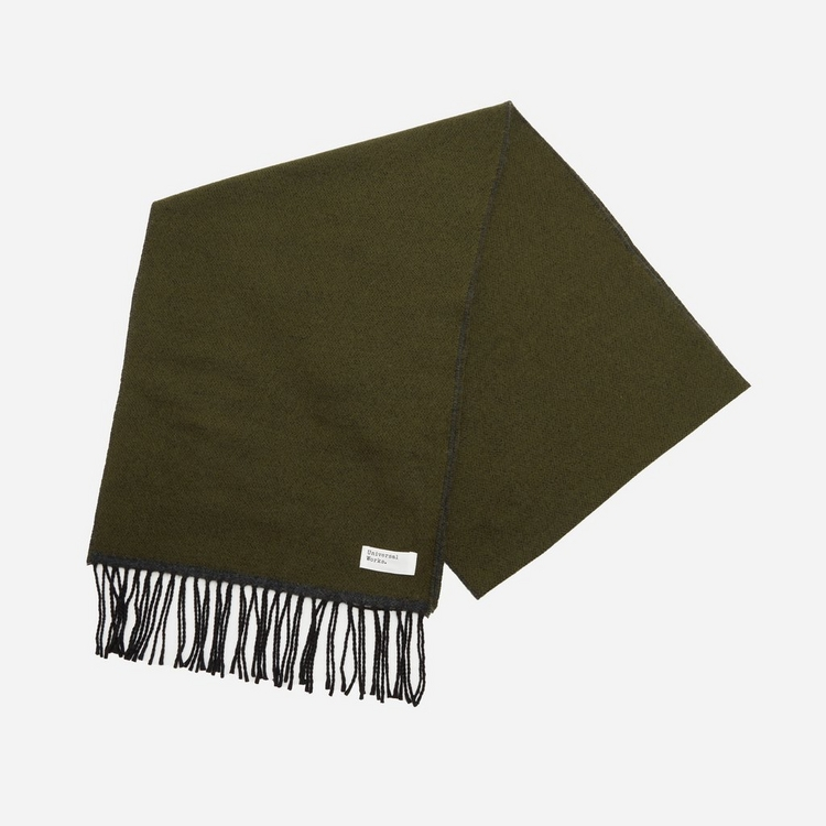 Universal Works Double Sided Scarf