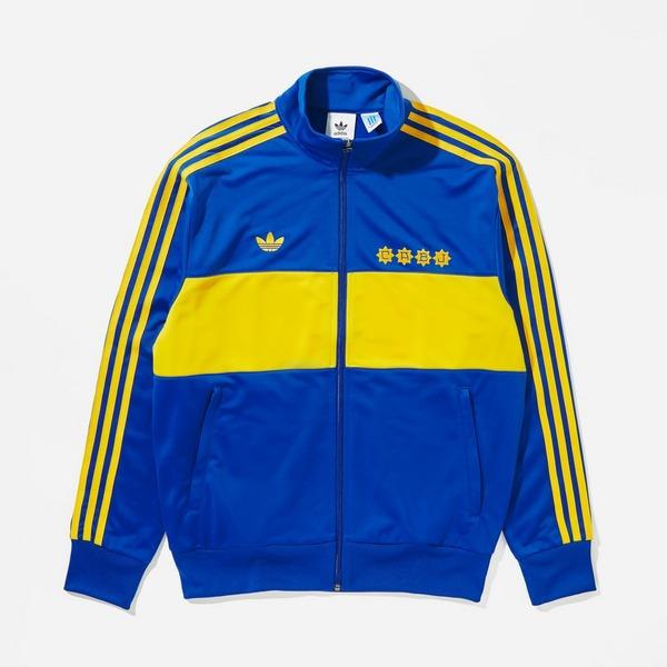adidas Originals Boca Juniors 81 Track Top