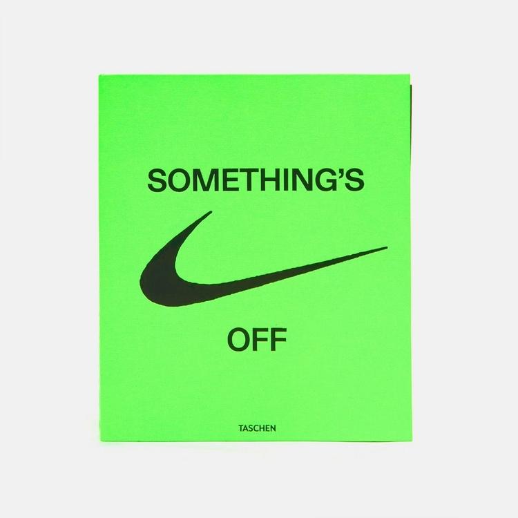 Taschen Virgil Abloh Nike ICONS