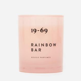 19-69 Rainbow Bar Candle 200g