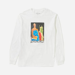 Fucking Awesome Dill Collage Long Sleeve T-Shirt