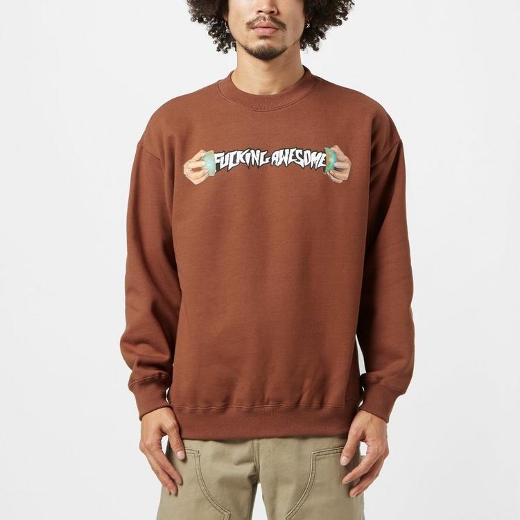 Fucking Awesome World Cup Sweatshirt