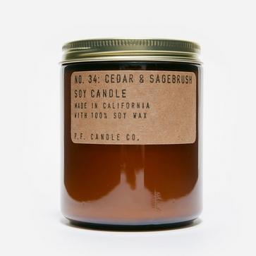 P.F. Candle Co. No.34 Cedar Soy Candle 7.2oz