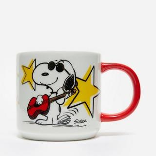 Peanuts Rock Star Mug