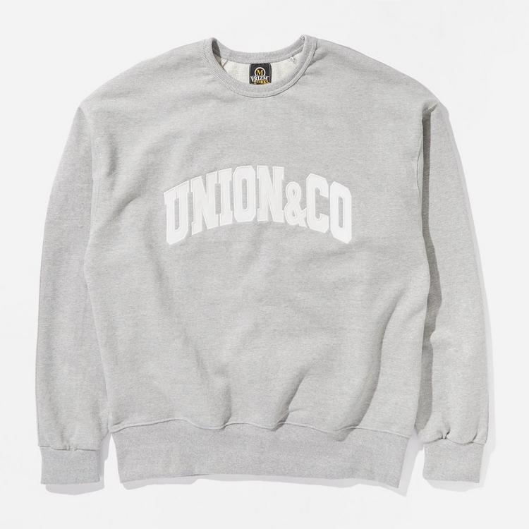 FrizmWORKS Union & Co Crewneck Sweatshirt