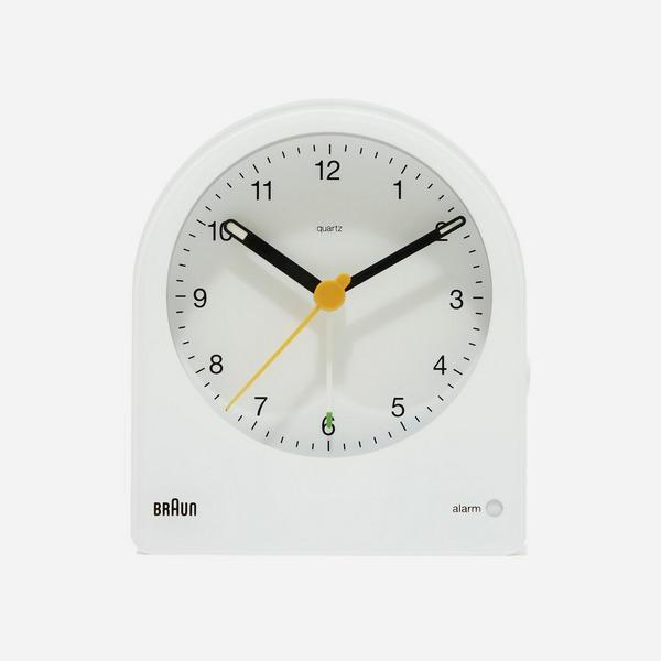 Braun Backlit Alarm Clock