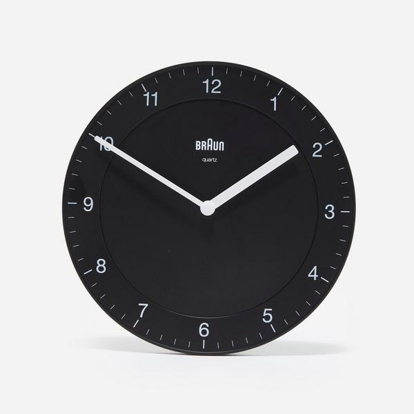 Braun Analogue Wall Clock