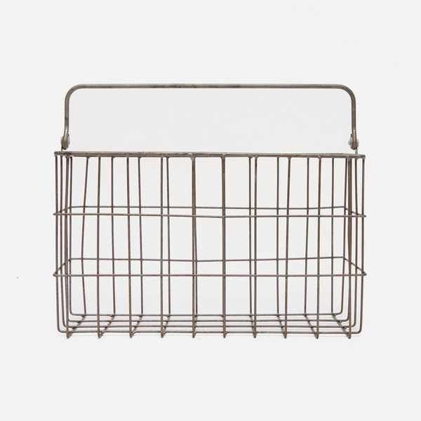 Puebco Magazine Wire Basket