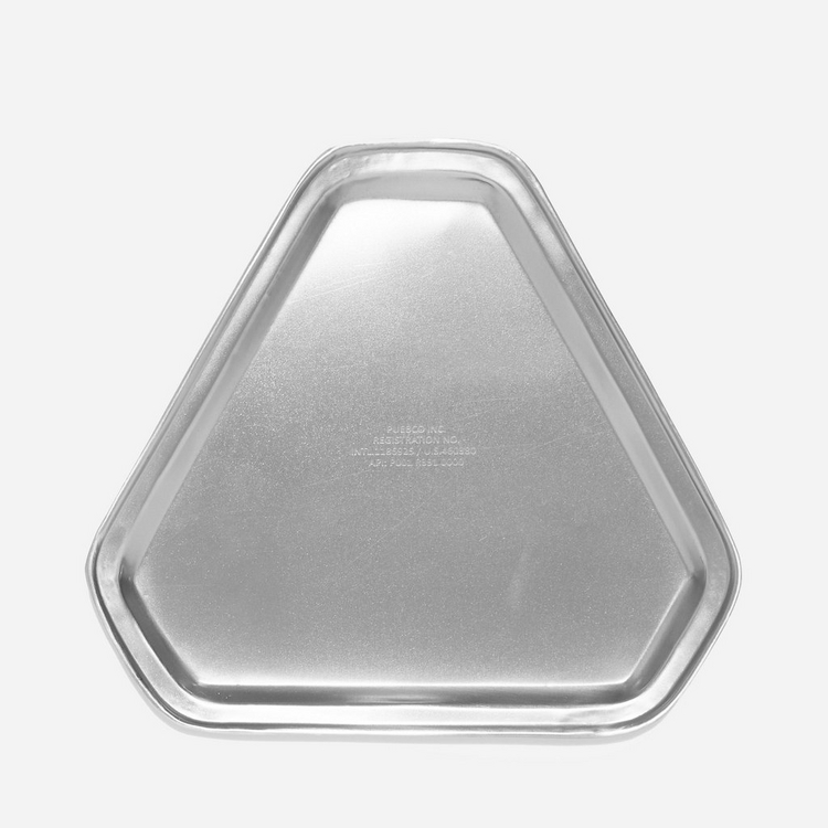 Puebco Iron Triangle Tray