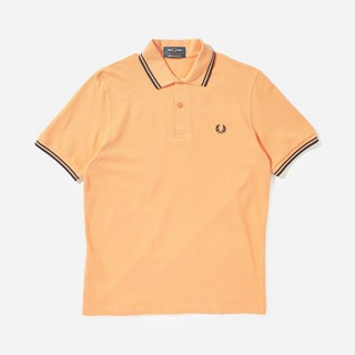 Fred Perry Made In England Twin Tipped Polo Shirt